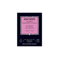 Arches Suluboya Blok Defter - Düz Doku - 300Gr. 23X31Cm- 12 Yp.