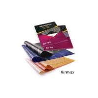 Monopol A3 Karbon Kağıdı 5'Li - Kırmızı