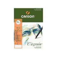 """Canson """"C"""" À Grain Çizim Defteri - A5"""