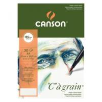 "Canson ""C"" À Grain Çizim Defteri 180Gr - A4"