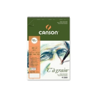 """Canson """"C"""" À Grain Spiralli Çizim Defteri 180Gr - A3"""