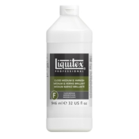 Liquitex Akrilik Medium - Parlak Vernik 946Ml