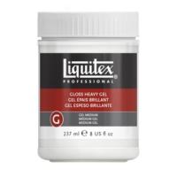 Liquitex Gloss Heavy Gel, Parlak Yoğun Jel 237Ml