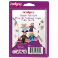 Sculpey Kalıp - Family Time