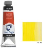 Talens Van Gogh Yağlı Boya 40Ml - Azo Yellow Lemon 267