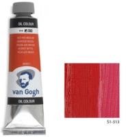 Talens Van Gogh Yağlı Boya 40Ml - Azo Red Deep 313