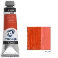 Talens Van Gogh Yağlı Boya 40Ml - Azo Red Medium 393