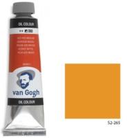 Talens Van Gogh Yağlı Boya 40Ml - Transparent Oxide Yellow 265