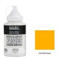 Liquitex Basic Akrilik 400 Ml - N:163 Cad Yellow Deep