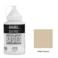 Liquitex Basic Akrilik 400 Ml - N:434 Unblea Tıtanıum