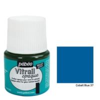 Pebeo Vitrail Cam Boyası 45Ml - 37 Cobalt Blue