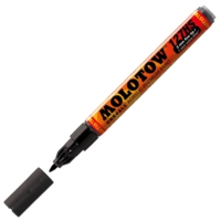 Molotow 127Hs-Ef One4All 1Mm - Siyah