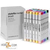 Stylefile Marker Brush 36'Lı Main A Set