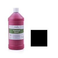 Handy Art Tempera Paint 946Ml - Black