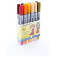 Copic Ciao Marker 12`Li Set Schooluniform
