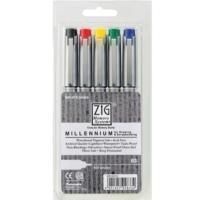 Zig Millennium Çizim Kalemi 0.35Mm 5'Li