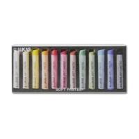 Lukas Soft Pastel Seti 12 Renk