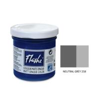 Flashe Matt Akrilik Boya 125Ml - N:258 Neutral Grey