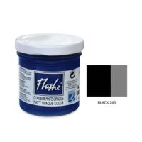 Flashe Matt Akrilik Boya 125Ml - N:265 Black