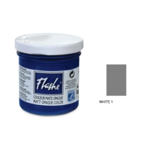 Flashe Matt Akrilik Boya 125Ml - N:1 White