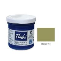 Flashe Matt Akrilik Boya 125Ml - N:712 Bronze