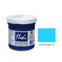 Flashe Matt Akrilik Boya 125Ml - N:29 Fluo. Light Blue