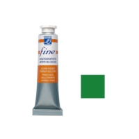 Lefranc & Bourgeois Fine Yağlı Boya 40Ml - Chrome Green Medium 298