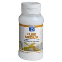 L&B Glossy Fluid Medium, Parlak Akrilik Medyum 250Ml