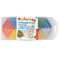 Primo Mum Boya 12 Renk Üçgen Sihirli
