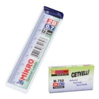 Mikro Min Cetvelli 0,7Mm 2B 75Mm M-750