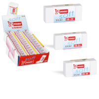Mikro Silgi Soft Beyaz 2B 20 24 30 152 Li