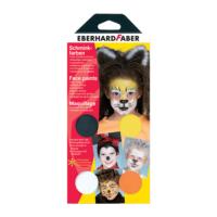 Eberhard Yüz Boyama Seti Animals 4 Renk