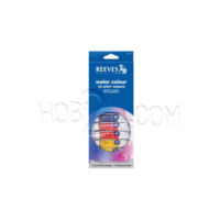 Reeves 12'Li Sulu Boya Seti, 12X10Ml