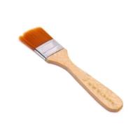 Hobi24 Turuncu Kıl Zemin Fırçası - N:2