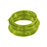 Folia Aluminyum Tel 5Mt. Yeşil