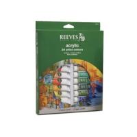 Reeves Akrilik Set 24 X 10Ml