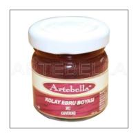 Artebella 3612 Kahverengi Kolay Ebru Boyası 40Cc