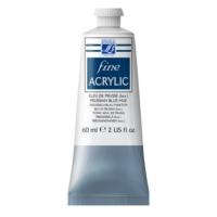 Lefranc & Bourgeois Fine Akrilik Boya 60Ml N:046 Prussian Blue Hue