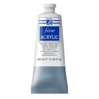 Lefranc & Bourgeois Fine Akrilik Boya 60Ml N:030 Cobalt Blue Hue