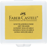Faber Castell Hamur Silgi - Sarı