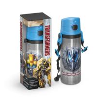 Transformers Çelik Matara (600Ml) 52922