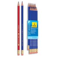 Adel Fish Pencil Silgili Kurşun Kalem 12'li