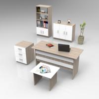 Yurudesign Vario ABCDE Ofis Büro Masa Takımı 3 Renk
