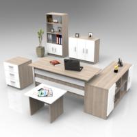 Yurudesign Vario ABCDEF Ofis Büro Masa Takımı 3 Renk