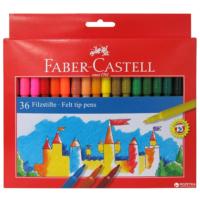 Faber-Castell Unicolor Keçeli Kalem 36Lı 554236