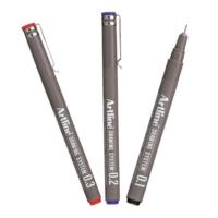 Artline 231 Siyah Çizim Kalemi 0.1