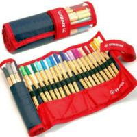 Stabilo Point 88 25 Renk Çantalı Set