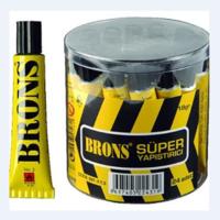 Brons 18 Gram Süper Yapıştırıcı 24 Adet
