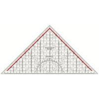 Standardgraph 32Cm Üçgen Açı Şablonu 39206