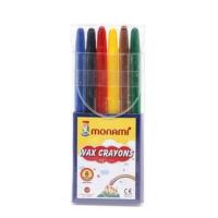 Monami Monami Mum Boya 6 Renk